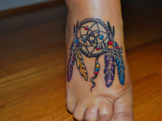 colorful-colors-cute-tattoo-dream-dream-catcher+designs