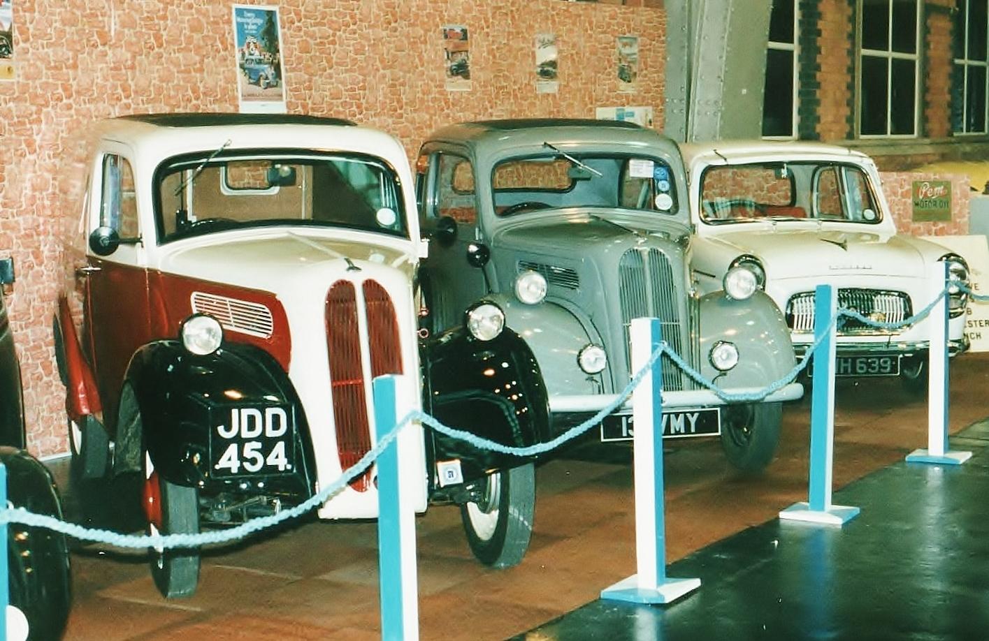 U 2 1959 Ferraris and Ot...