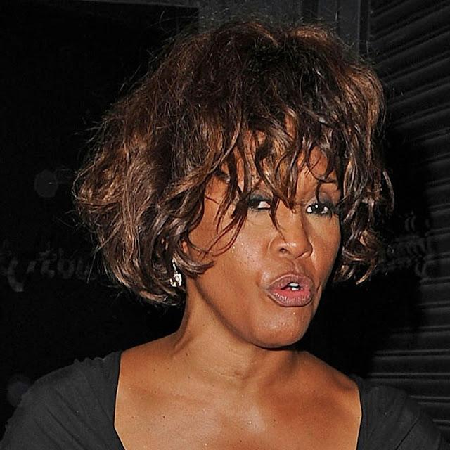 Whitney Houston - Februar 2012
