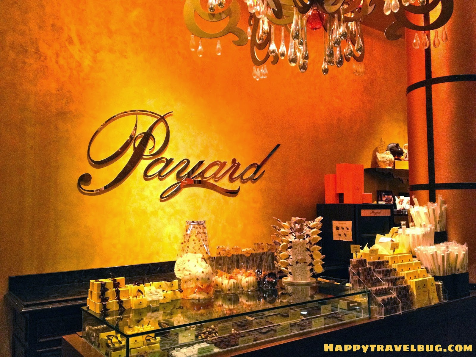 Payard at Caesar's Palace in Las Vegas