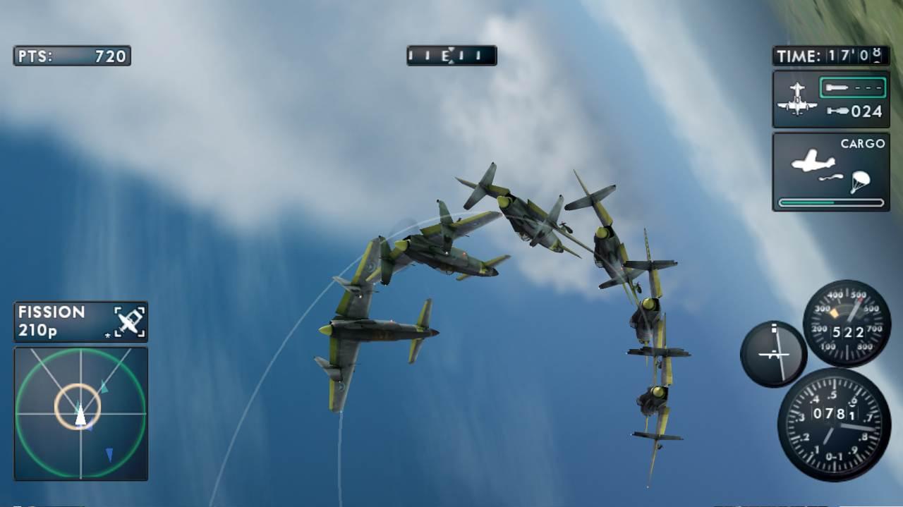 The sky crawlers resume
