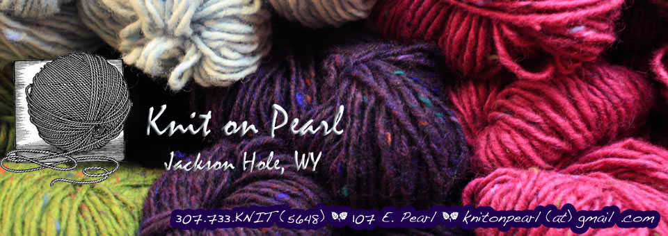 Knit on Pearl