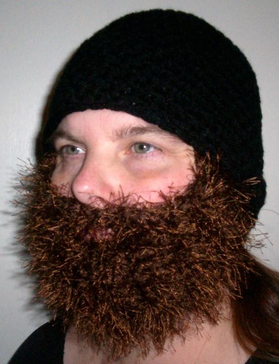 Crochet Pattern For Mens Beanie With Beard : Selfcoach Clark Kent: Vind je op Etsy ..mannen en vrouwen ...