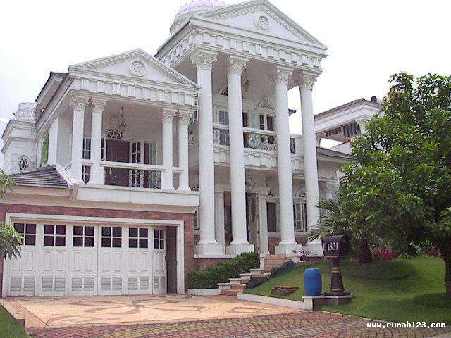 Gambar Rumah Mewah Di Indonesia