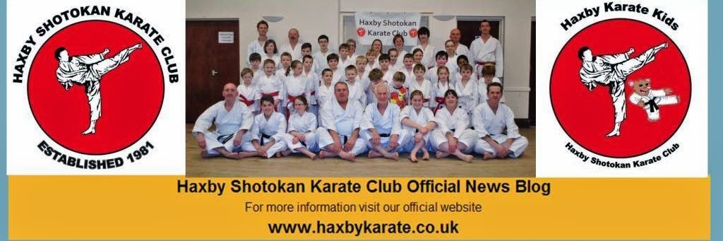 Haxby Shotokan Karate Club