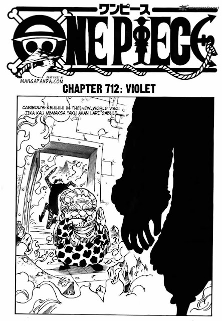 "Download Komik One Piece Chapter 712 ""Violet"" Bahasa Indonesia"