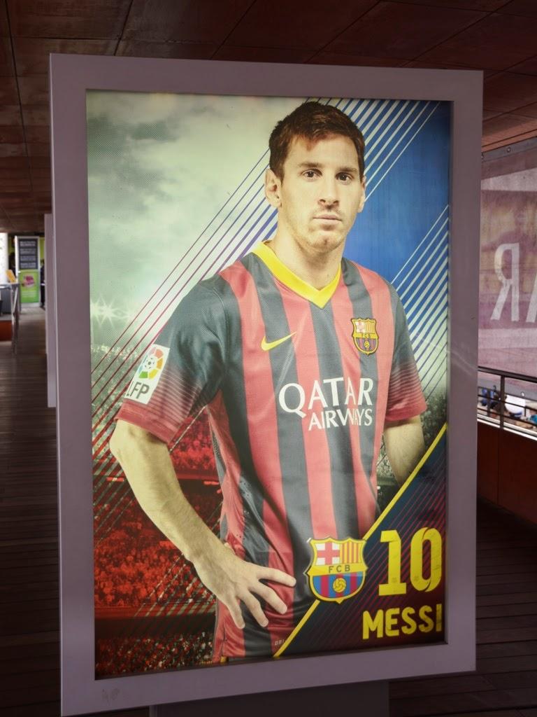 Camp Nou Barcelona Nr. 10
