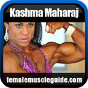 Kashma Maharaj Female Bodybuilder Thumbnail Image 7