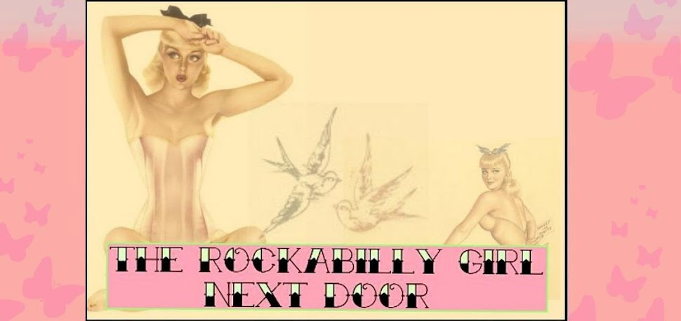 The Rockabilly Girl Next Door