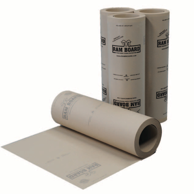 1 2 Fiberboard Protection Board ~ Surface protection by builders site free
