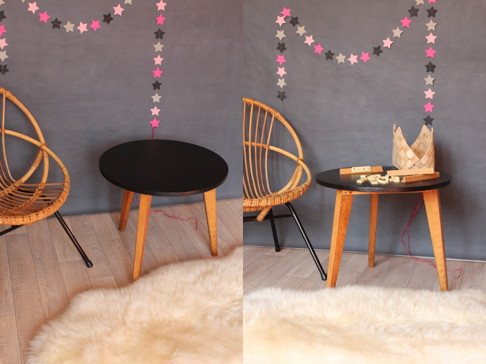 Trendy little mood les shoots de la journ e for Table ronde 52 chimay