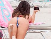 Claudia Romani sexy body in bikini