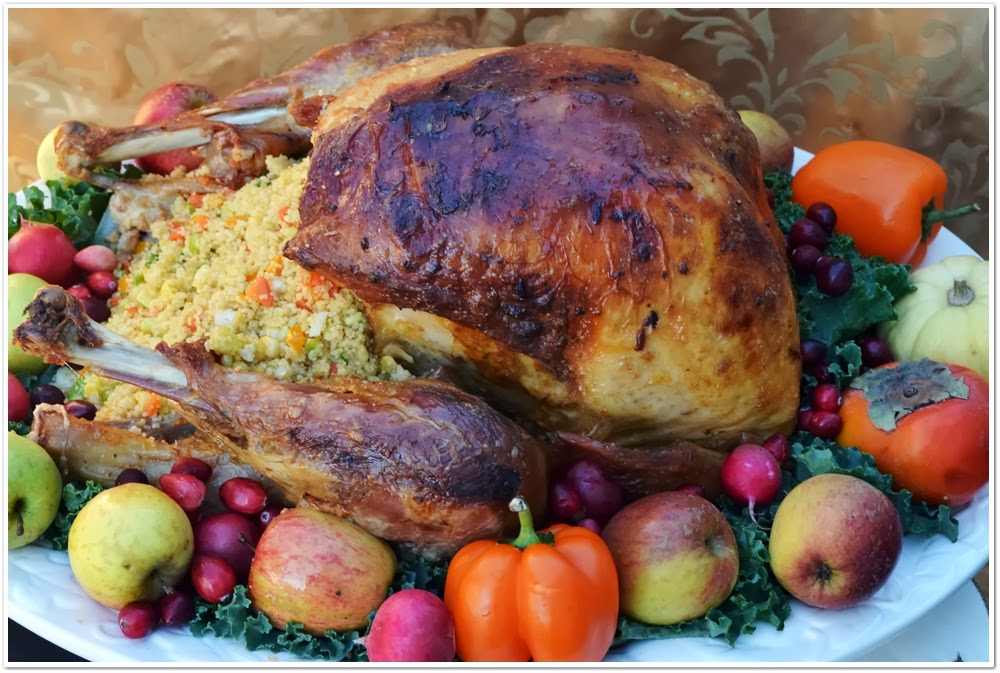 Lea's Cooking: Perfect Thanksgiving Turkey Recipe