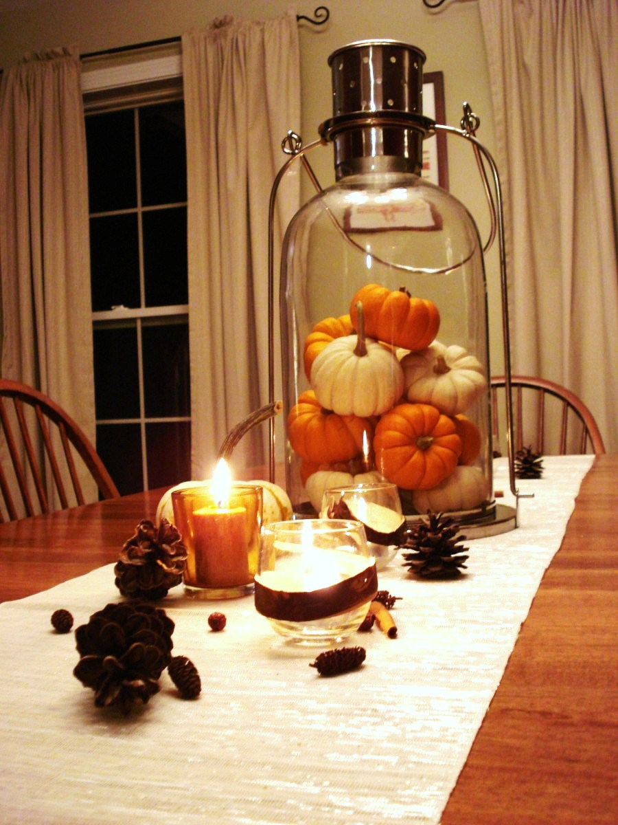 Heart Maine Home A Cozy Fall Centerpiece