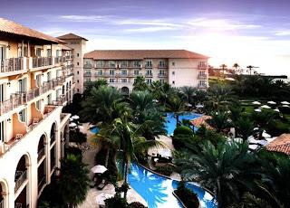 Ritz Carlton Dubai Hotel
