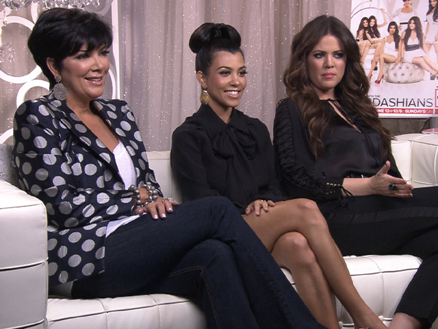 Kris, Kourtney And Khloe Speak On Kim's Engagement (VIDEO)