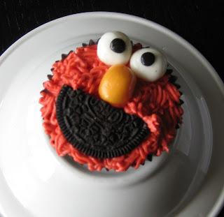 Etsy Elmo Cake Topper