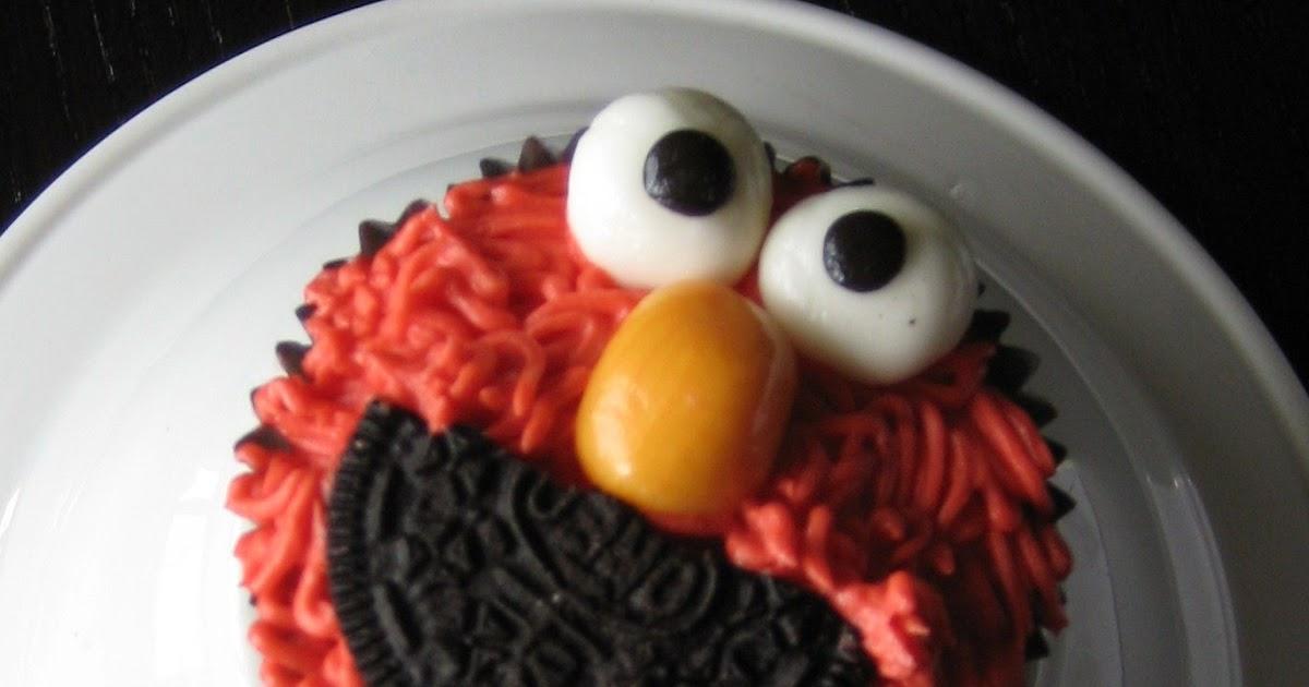 Baby Elmo Decorations