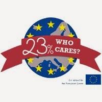 Erasmusprojekt 23% Who cares?