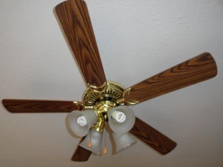 Theartisticfarmer easy ceiling fan redo awesome easy ceiling fan redo awesome mozeypictures Choice Image