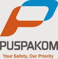 Jawatan Kerja Kosong Pusat Pemeriksaan Kenderaan Berkomputer (PUSPAKOM) logo www.ohjob.info