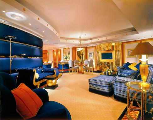 The dubai seven star hotel info new photos travel for Burj al arab interior