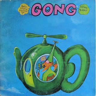 Gong, Flying Teapot