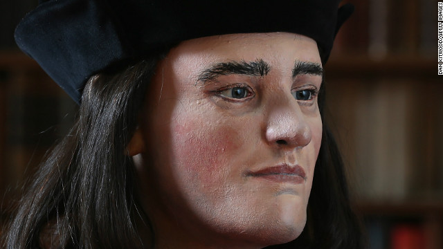 Richard III facial reconstruction movieloversreviews.blogspot.com