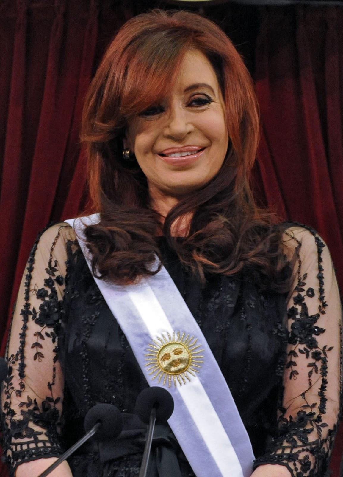 ¡ULTIMO MOMENTO! Fallecio Cristina De Kirchner