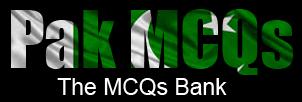 Pak MCQs