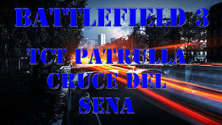 Battlefield 3 Gameplay TCT Patrulla Cruce del Sena