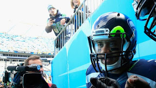 Seattle Seahawks Versus Carolina Panthers is Next in NFL Playoffs at 1:05pm ET