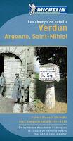 Guide Michelin Verdun, Argonnes, Saint-Mihiel