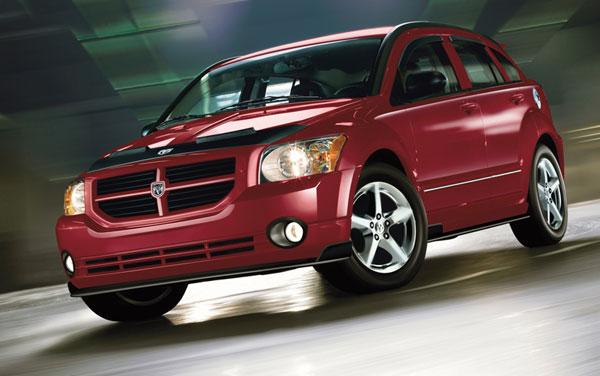 2012 Dodge Caliber: