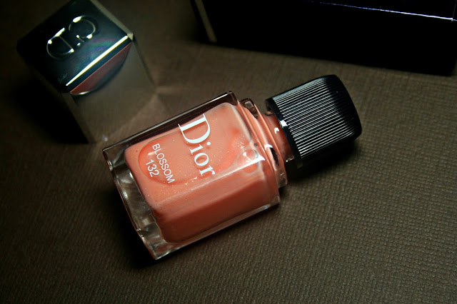 Dior Vernis #132 Blossom Triannon Collection Spring 2014 Review, Photos & Swatches