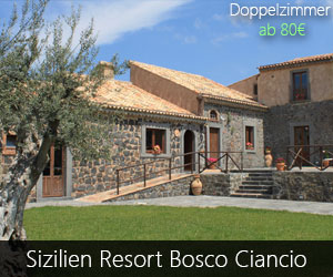 Sizilien Resort Bosco Ciancio