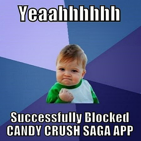 Block game requests on facebook