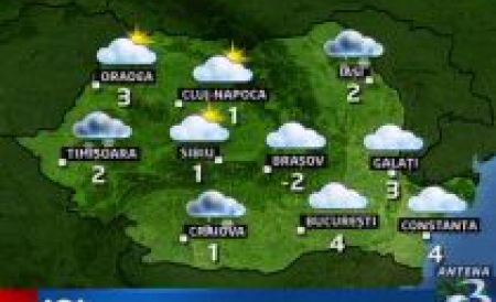 Calafat live: Prognoza meteo pe trei luni