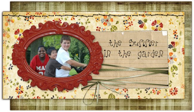 The Summer in the Garden