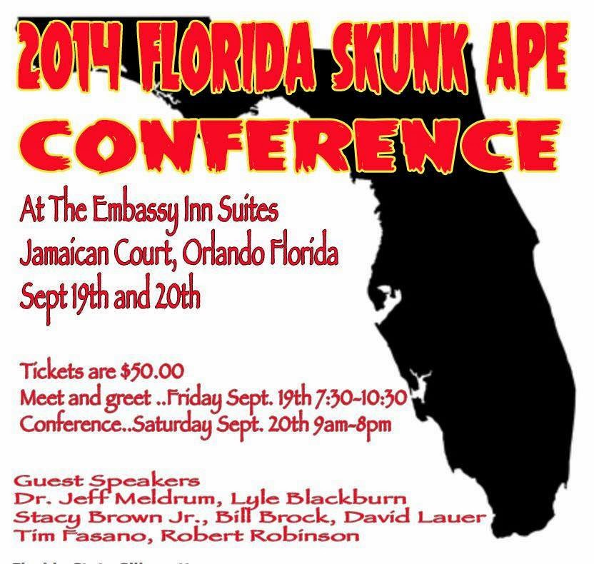 Florida Skunk Ape Conference
