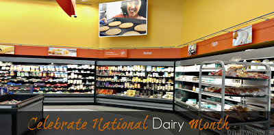 June Dairy month