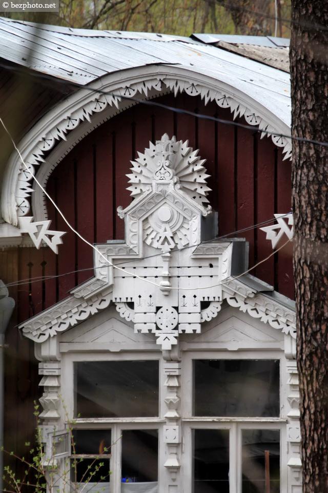 деревянное зодчество москва
