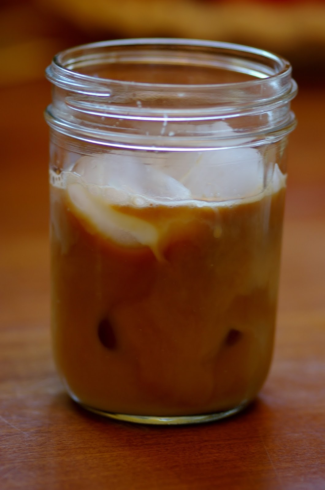 Vita: Iced Coffee Drink