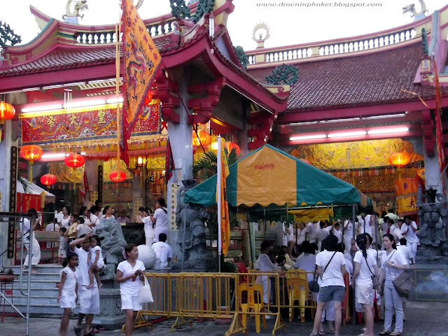 Chinese Temples in Phuket