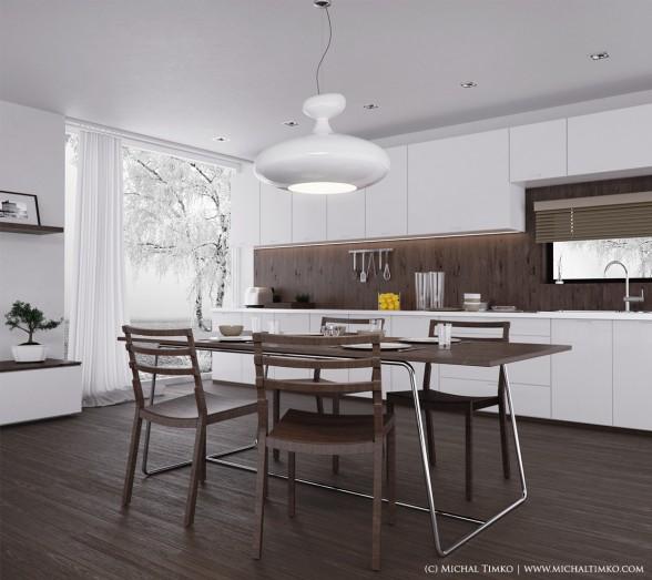 Como decorar mi casa como decorar mi cocina con un estilo for Como armar mi cocina