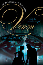 The North American Venom paperback cover