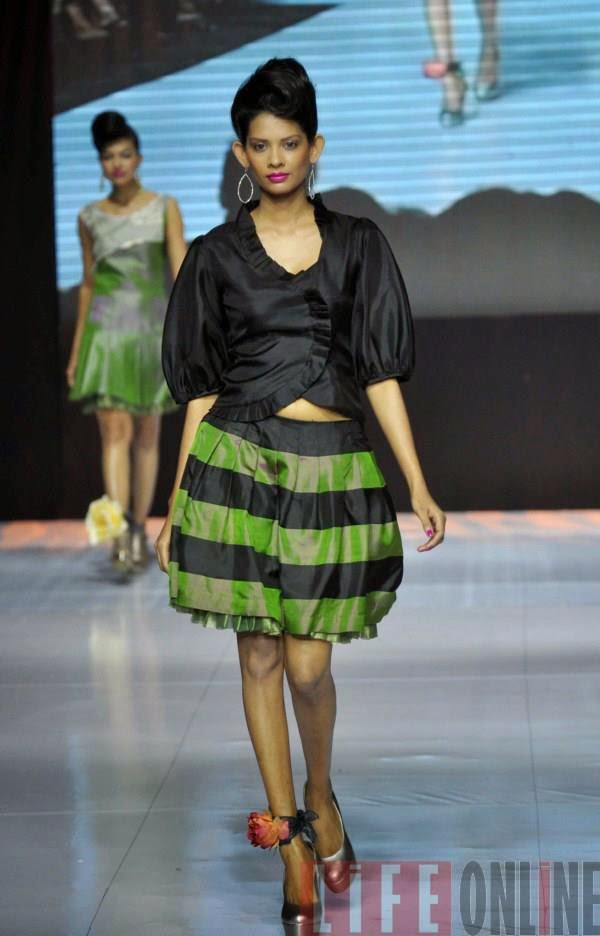 DAY 1 - HSBC Colombo Fashion Week 2012
