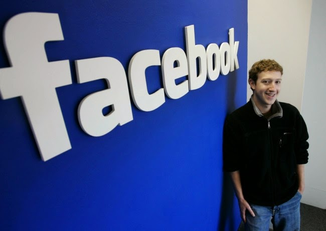 """فايسبوك تقاضي محامين """" Paul Ceglia """" الذي يطالب بـ 50% من الموقع"""