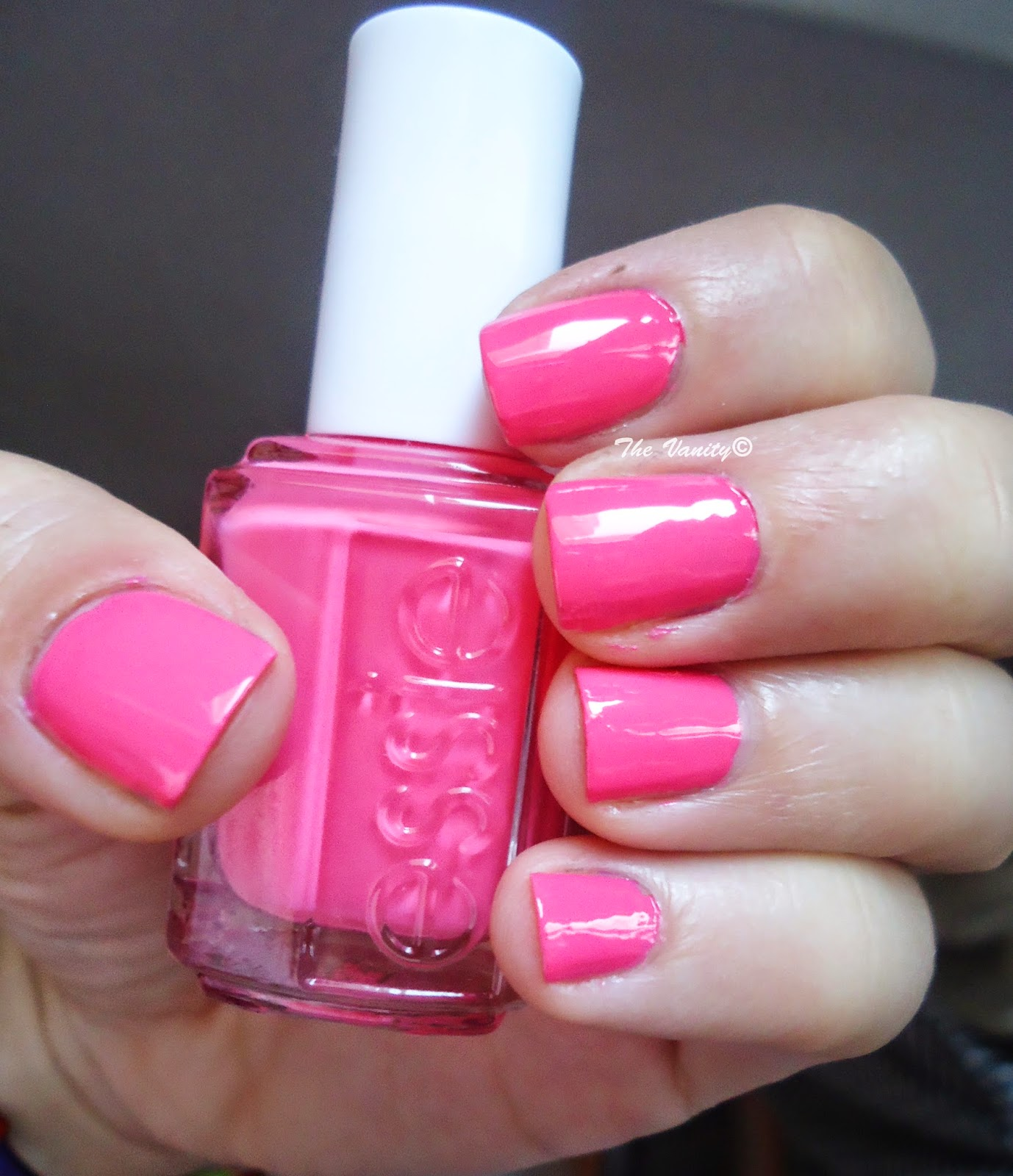 Essie Nail Polish in Nice Package review | The Vanity