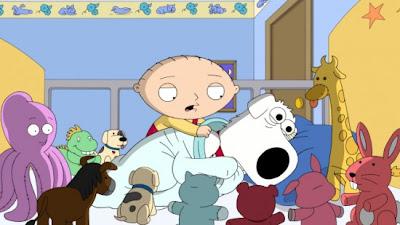 Family Guy - Seahorse Seashell Party, Season 10 Epesode 2